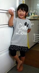 「たまき」5歳